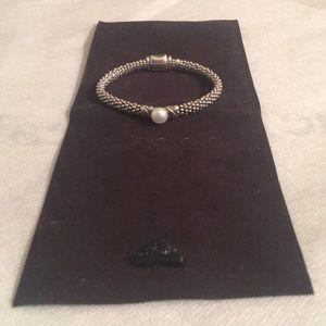 Lagos Pearl Luna Bracelet